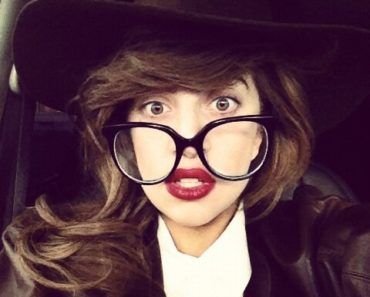Lady gaga-Glasses