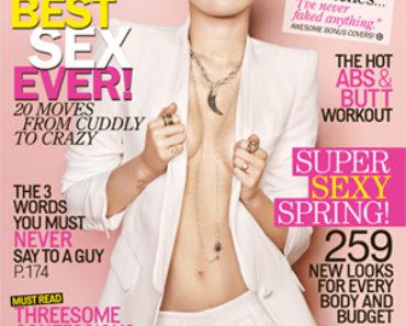 Miley Cyrus-Cosmo
