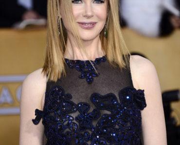 Nicole Kidman SAG