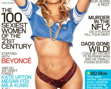 Beyonce GQ