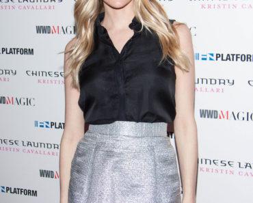 2013 MAGIC Fashion and Apparel Trade Show - Day 2 - Kristin Cavallari Promotes Her Shoe Collection