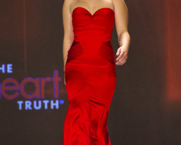 Fall 2013 Mercedes-Benz Fashion Week - The Heart Truth's Red Dress Collection - Runway