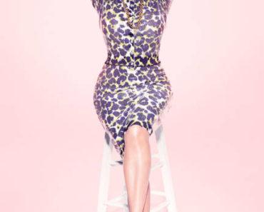 Kim K in Elle 2013 (3)