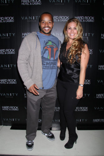 """Skyline"" Las Vegas Premiere Cast Party at Vanity Nightclub - Arrivals"