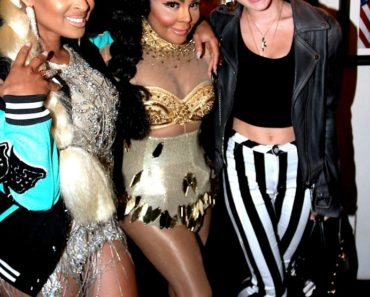 """Tiffany Foxx """"Twisted"""" Featuring Lil' Kim Music Video Shoot in Hollywood on February 2, 2013"""