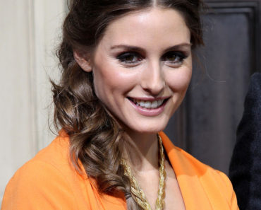 Olivia Palermo Otto Fashion Label Catalog Photocall in Hamburg on March 5, 2013