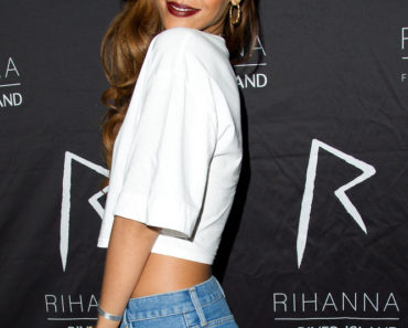 Rihanna for River Island Store Launch Afterparty - Arrivals