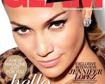GLAMOUR GLAM COVER