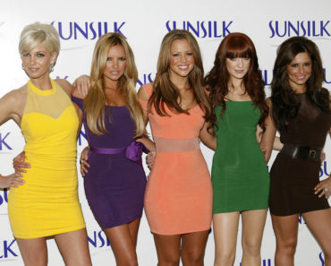 Girls Aloud launch their 2007 sponsorship deal with Hair Care Brand, Sunsilk