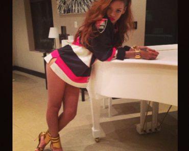 Rihanna Rude Gyal