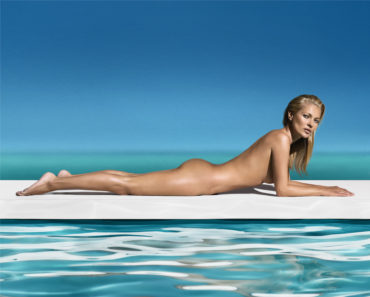 Kate Moss For St. Tropez (5)