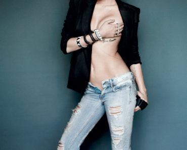 Miley for V Magazine (6)