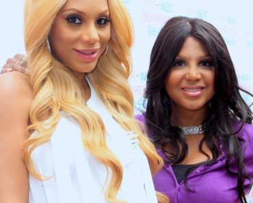 Tamar Braxton Celebrates Her Carnival Themed Baby Show at Hotel Bel-Air on May 5, 2013