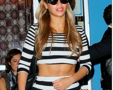 Beyonce Black & White