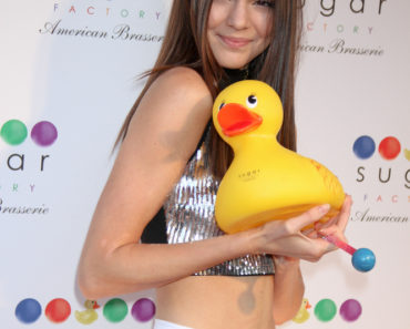 Kendall Jenner Hosts the Sugar Factory American Brasserie Grand Opening in New York City on June 20, 2013