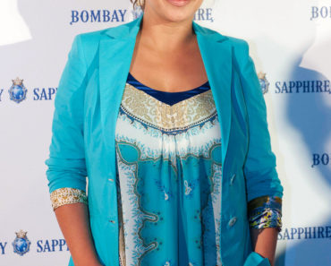 "Monica Cruz Attends the Bombay Sapphire Gin ""On Board"" Boat Launch at the Palacio de Cibeles in Madrid on June 5, 2013"