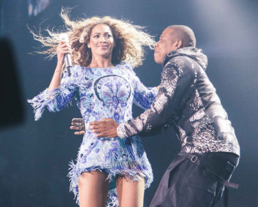 Beyonce -Jay