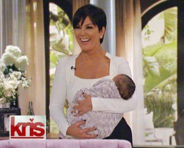 Kris Jenner Fake Baby