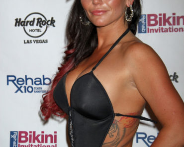 "Jenni ""JWoww"" Farley Hosts Rehab Bikini Invitational at Rehab Pool in Las Vegas on July 7, 2013"