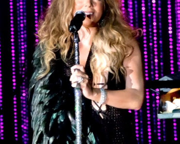 MLB All-Star Charity Concert Starring the New York Philharmonic with Special Guest Mariah Carey Benefiting Sandy Relief in Central Park - July 14, 2013
