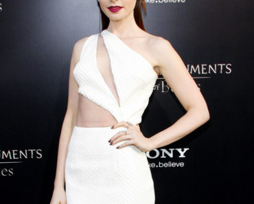 """The Mortal Instruments: City Of Bones"" Los Angeles Premiere - Arrivals"