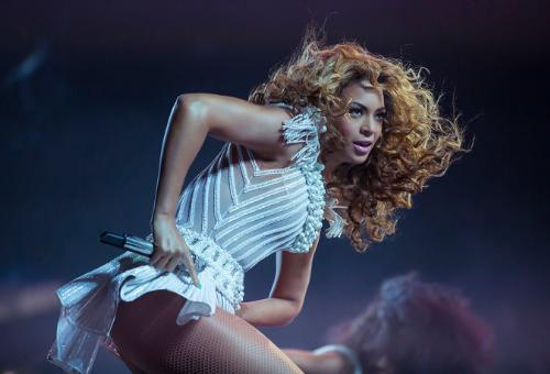 LIVE NATION ENTERTAINMENT MRS. CARTER SHOW WORLD TOUR