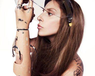 Lady Gaga ProthArm
