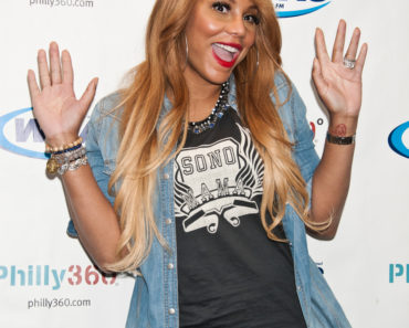 Tamar Braxton Visits WDAS's Performance Theatre in Bala Cynwyd - August 19, 2013
