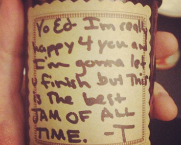 Taylor Swift Jar of Jam