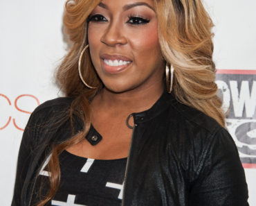 K. Michelle Visits Power 99's Performance Theatre in Bala Cynwyd - August 14, 2013