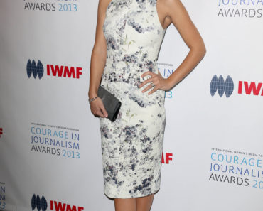 2013 IWMF Courage in Journalism Awards Ceremony - Arrivals