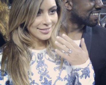 Kim-Kardashian Engagement