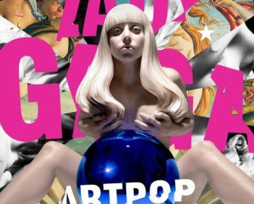 LadyGaga ARTPOP Cover
