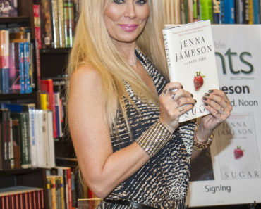 "Jenna Jameson's ""Sugar"" Book Signing at Barnes & Noble in New York City on October 22, 2013"