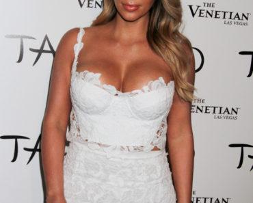 Kim Kardashian 33rd Birthday Celebration at Tao Nightclub in Las Vegas on October 25, 2013