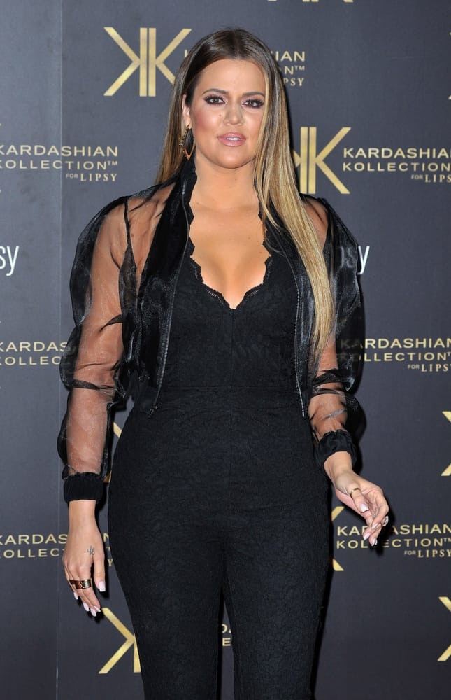 Kardashian Kollection for Lipsy UK Launch Party Hosted by Khloe Kardashian - Arrivals