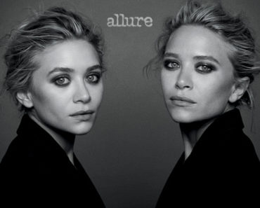 Mary Kate & Ashley Olsen / Allure