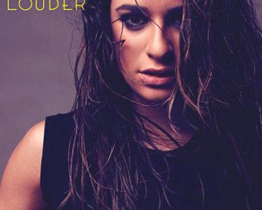 Lea Michele Louder
