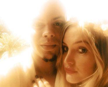Ashlee and Evan