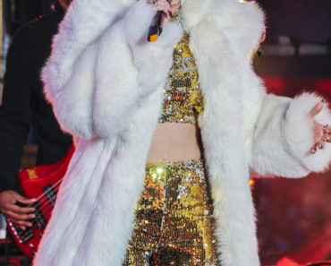 """New Year's Rockin' Eve 2014"" with Miley Cyrus, Icona Pop,  Macklemore and Blondie in Concert in Times Square in New York City - December 31, 2013"