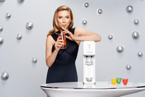 SODASTREAM INTERNATIONAL LTD. JOHANSSON