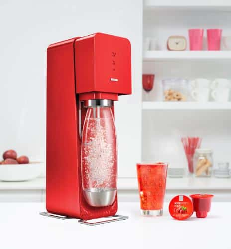 SODASTREAM INTERNATIONAL LTD. SOURCE SODA MAKER
