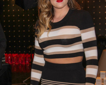 Khloe Kardashian Appearance at Kardashian Khaos in Las Vegas on January 25, 2014