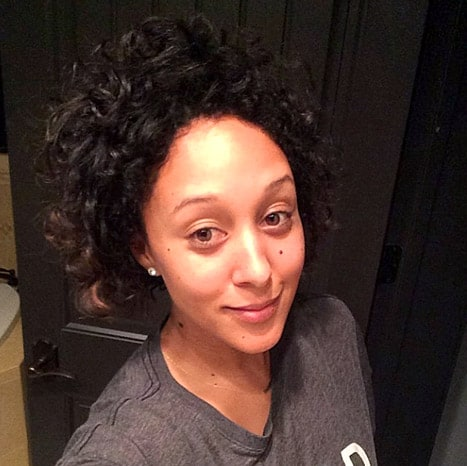 tamera mowry short hair