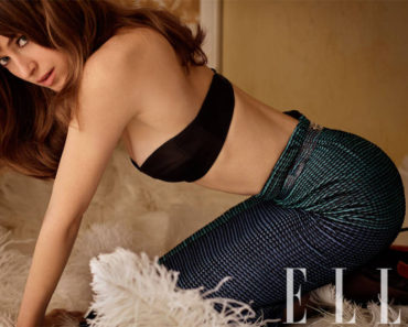 Dakota for Elle
