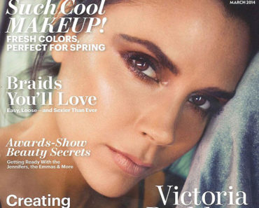 Victoria Beckham for Allure