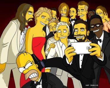 Homer's Selife
