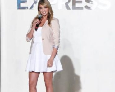 EXPRESS, INC. KATE UPTON