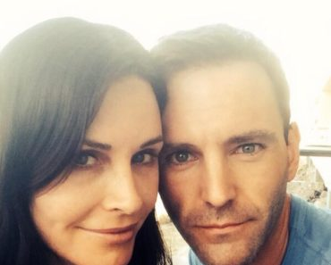 Courteney Engaged