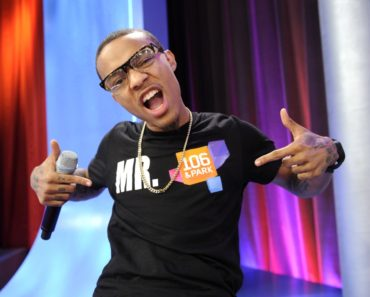Bow Wow at 106 & Park, October 02, 2012.  (photo: John Ricard / BET).